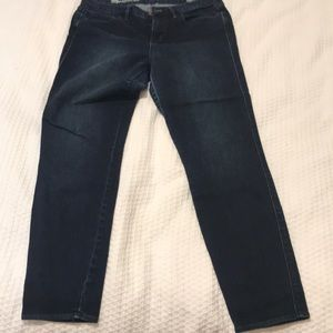 Madewell skinny ankle jeans